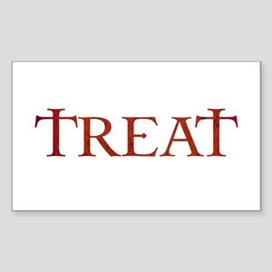 Celtic Treat Rectangle Sticker